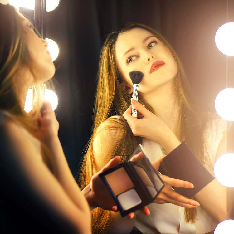 Curso de maquillaje para adolescentes